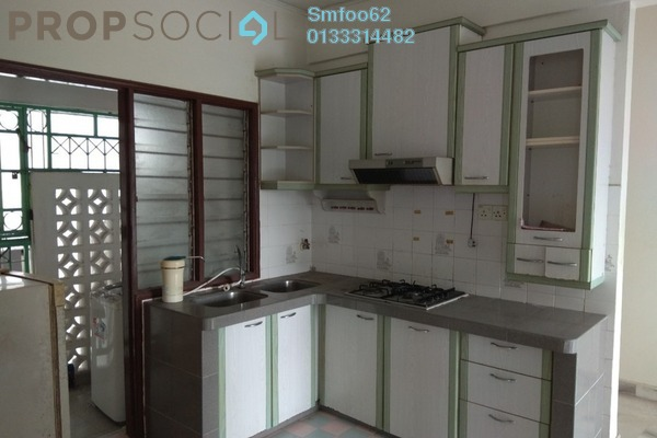 For Rent Condominium at Sri Pelangi, Setapak Freehold Semi Furnished 3R/2B 1.3k