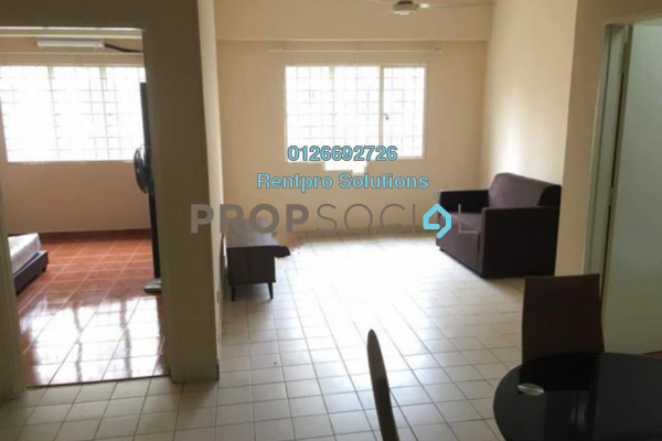 For Rent Apartment at Prisma Perdana, Cheras Freehold Fully Furnished 3R/2B 1.7k