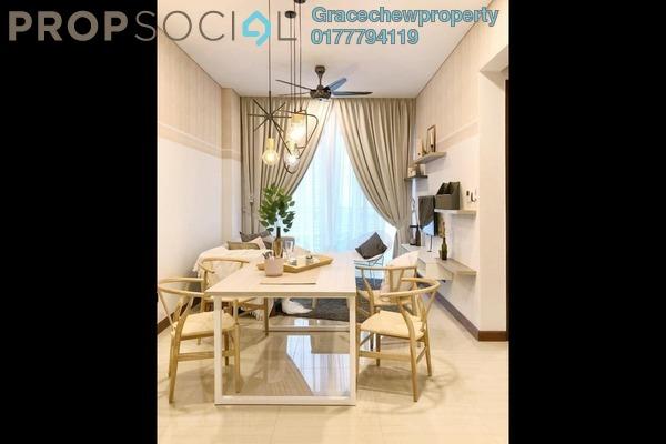 For Rent Condominium at Puteri Cove Residences & Quayside, Iskandar Puteri (Nusajaya) Freehold Fully Furnished 2R/2B 4.5k