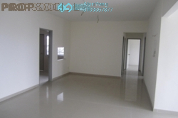 For Rent Condominium at Putra Majestik, Sentul Freehold Unfurnished 3R/2B 1.5k