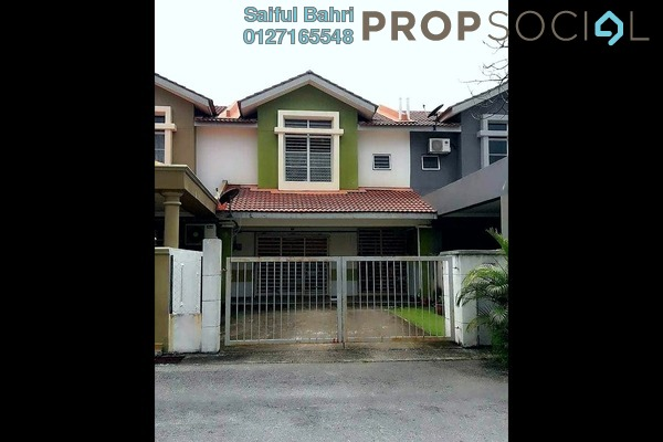 For Sale Terrace at Bandar Country Homes, Rawang Leasehold Unfurnished 4R/3B 400k