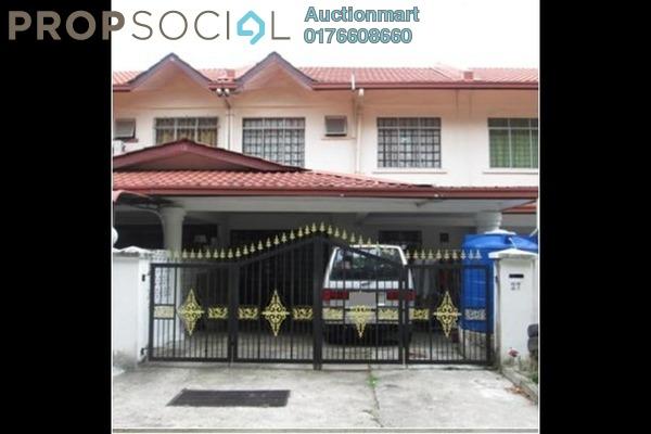 For Sale Terrace at Taman Park, Kota Kinabalu Freehold Unfurnished 0R/0B 470k