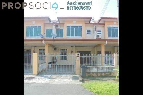 For Sale Terrace at Merriton, Kuching Freehold Unfurnished 0R/0B 302k