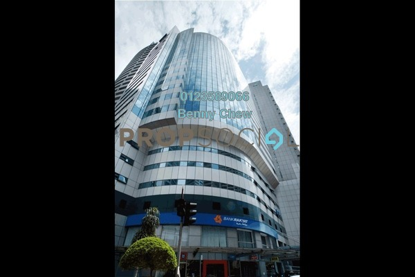 For Rent Office at Wisma UOA I, KLCC Freehold Semi Furnished 0R/0B 16.8k