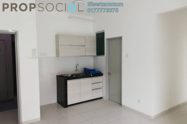 For Rent Serviced Residence at The Zizz, Damansara Damai Freehold Semi Furnished 3R/2B 1.1k