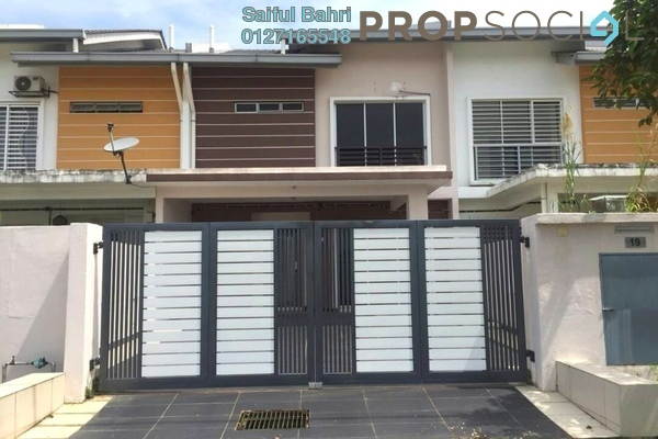 For Sale Terrace at Duranta, Bandar Seri Coalfields Freehold Unfurnished 4R/4B 650k