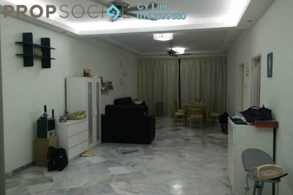 For Sale Condominium at Excelsa Apartment, Seri Kembangan Freehold Semi Furnished 3R/2B 315k