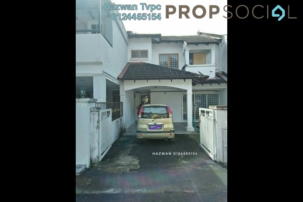 For Sale Terrace at Taman Bukit Indah, Ampang Freehold Unfurnished 4R/2B 700k
