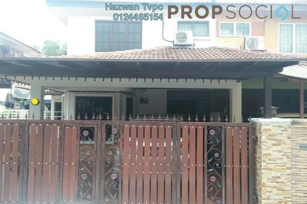 For Sale Terrace at Taman Taming Impian, Kajang Freehold Semi Furnished 4R/3B 600k