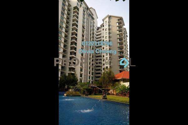 For Rent Condominium at Atmosfera, Bandar Puchong Jaya Freehold Fully Furnished 3R/3B 2.3k