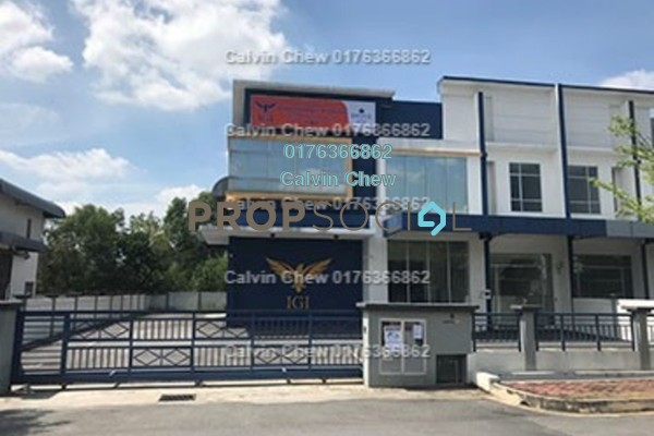 For Sale Factory at Bandar Rinching, Semenyih Freehold Unfurnished 0R/0B 2.11m