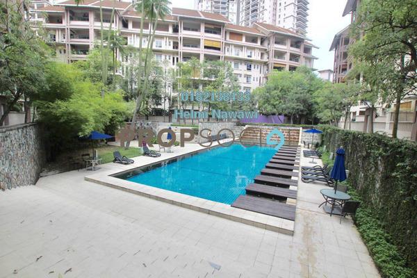 For Sale Condominium at Seri Maya, Setiawangsa Freehold Semi Furnished 3R/2B 560k