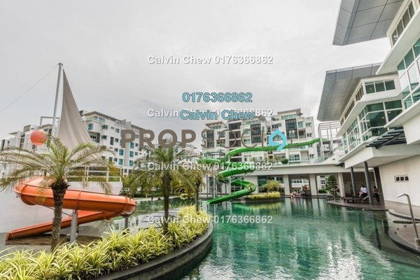 For Sale Duplex at 280 Park Homes, Puchong Freehold Unfurnished 4R/5B 657k