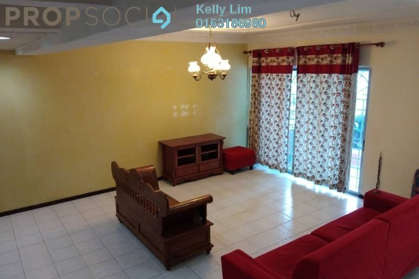 For Sale Terrace at Bandar Damai Perdana, Cheras South Freehold Fully Furnished 4R/3B 580k