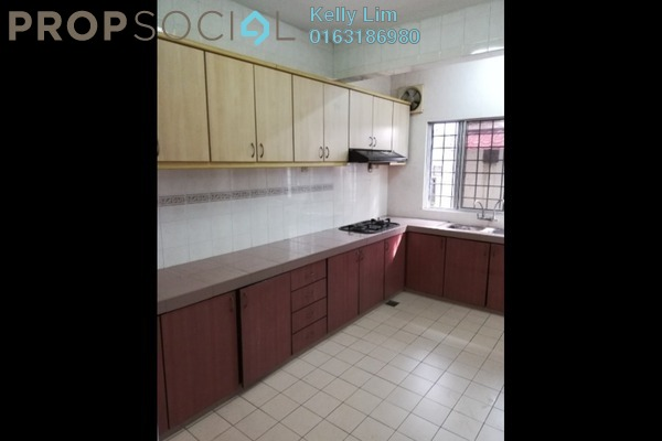 For Sale Terrace at Bandar Damai Perdana, Cheras South Freehold Unfurnished 4R/3B 615k