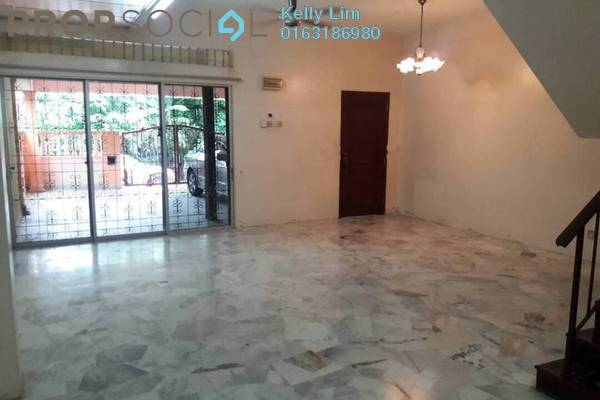 For Sale Terrace at Taman Damai Jaya, Cheras South Freehold Unfurnished 4R/4B 540k