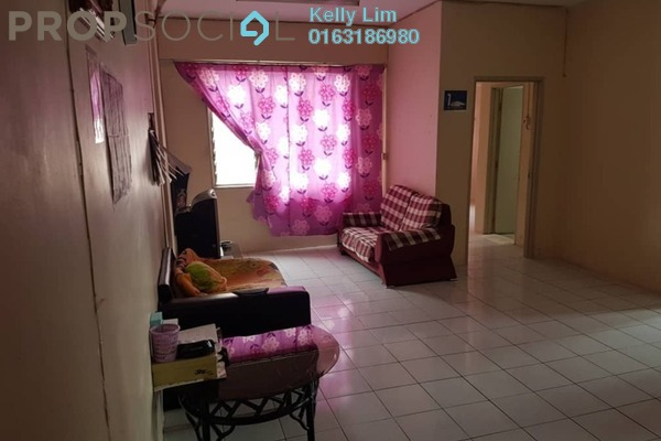 For Sale Condominium at Garden Park, Bandar Sungai Long Leasehold Unfurnished 3R/2B 235k