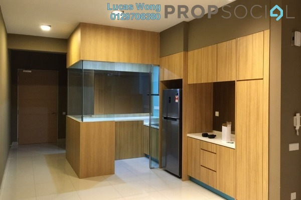 For Rent Condominium at The Leafz, Sungai Besi Freehold Semi Furnished 3R/3B 2.4k