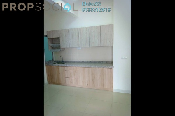 For Rent Serviced Residence at Savanna Executive Suites, Southville City Freehold Semi Furnished 3R/2B 1.1k