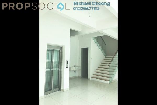 For Sale Superlink at D'Island, Puchong Leasehold Unfurnished 5R/6B 2m