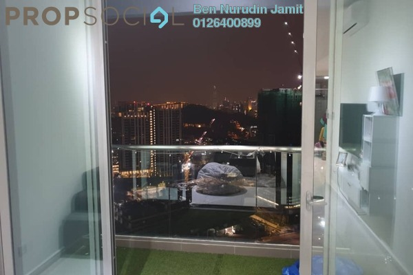 For Rent Condominium at Infiniti3 Residences, Wangsa Maju Freehold Fully Furnished 2R/2B 3.2k