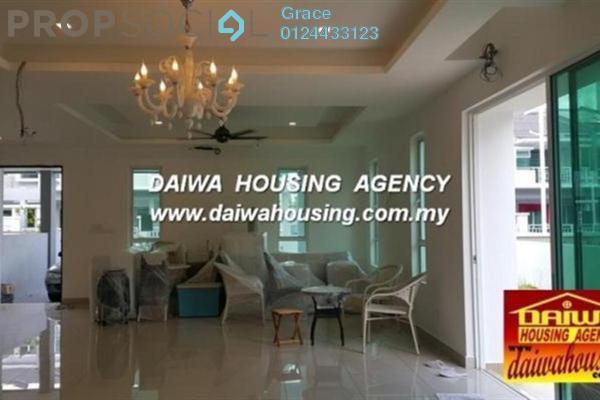 For Sale Terrace at Dua Menjalara, Bandar Menjalara Leasehold Semi Furnished 4R/4B 2m