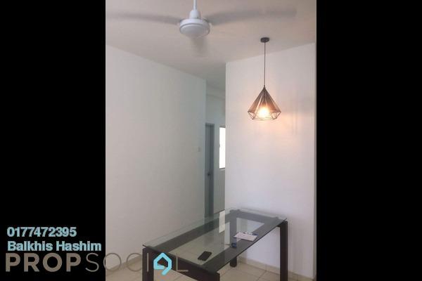 For Sale Condominium at Casa Subang, UEP Subang Jaya Freehold Semi Furnished 4R/2B 385k