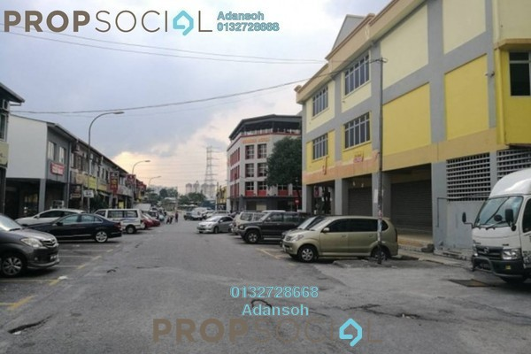 For Rent Shop at Taman Jinjang Baru, Jinjang Freehold Unfurnished 0R/3B 10k