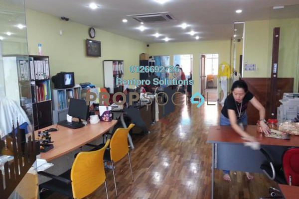 For Rent Office at SL11, Bandar Sungai Long Freehold Fully Furnished 0R/0B 3k