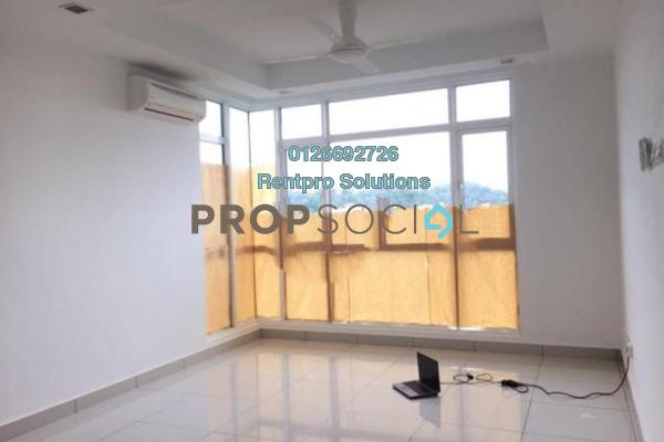 For Rent SoHo/Studio at Central SOHO @ Central Residence, Sungai Besi Freehold Semi Furnished 1R/1B 1.4k