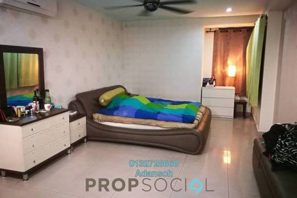 For Sale Terrace at Taman Wahyu, Jalan Ipoh Freehold Semi Furnished 4R/3B 850k