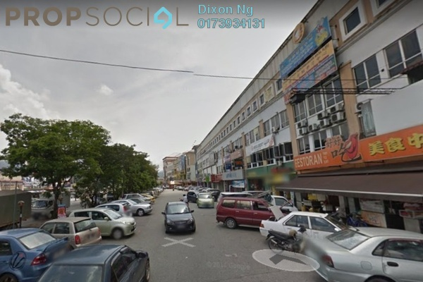 For Sale Shop at Taman Jati, Rawang Freehold Unfurnished 1R/1B 1.98m