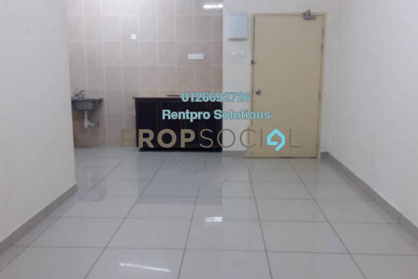 For Rent Apartment at OUG Parklane, Old Klang Road Freehold Semi Furnished 3R/2B 1.15k