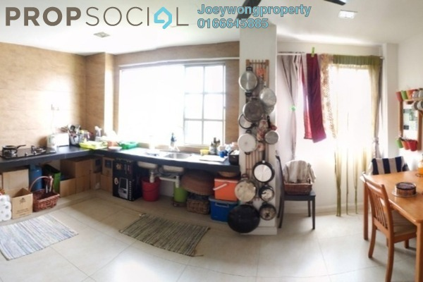 For Sale Apartment at Le Chateau, Seputeh Freehold Semi Furnished 3R/2B 540k