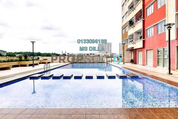 For Sale Apartment at Alam Prima, Shah Alam Freehold Unfurnished 3R/2B 285k
