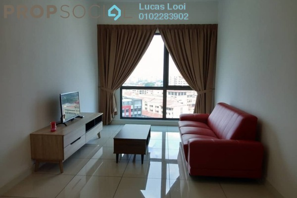 For Rent Condominium at Sunway Geo Residences 2, Bandar Sunway Freehold Fully Furnished 2R/2B 3.1k