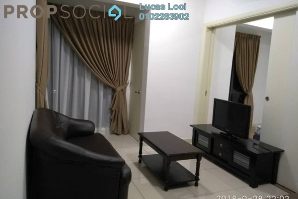 For Rent Condominium at Sunway Geo Residences 2, Bandar Sunway Freehold Fully Furnished 1R/1B 2.5k