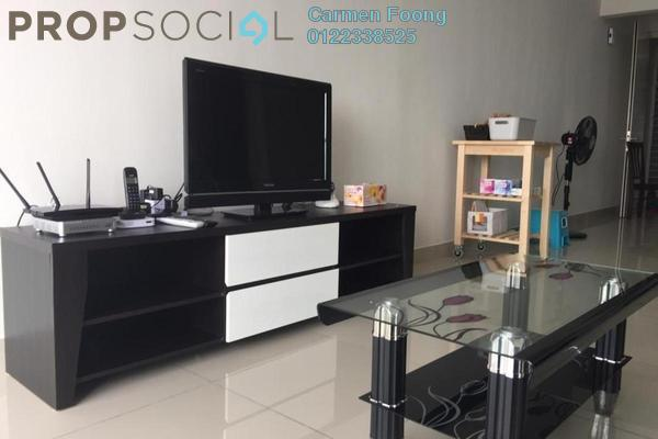 For Rent Condominium at Maxim Residences, Cheras Freehold Fully Furnished 3R/2B 2.4k