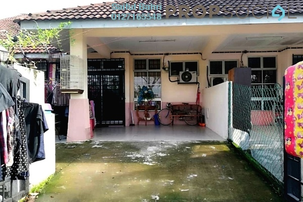 For Sale Terrace at Seksyen 7, Bandar Baru Bangi Leasehold Unfurnished 3R/2B 460k