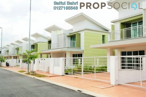 For Sale Semi-Detached at Tropika Putra, Bukit Rahman Putra Freehold Unfurnished 5R/4B 1.35m