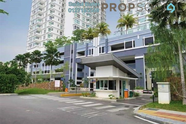 For Sale Condominium at 1Sentul, Sentul Freehold Fully Furnished 3R/2B 560k