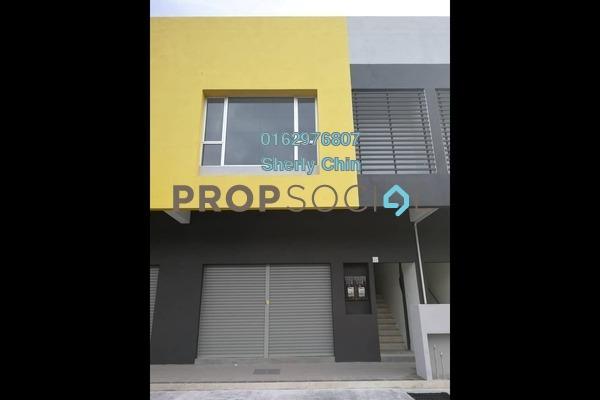 For Rent Shop at Bandar Rinching, Semenyih Freehold Unfurnished 0R/0B 2.5k