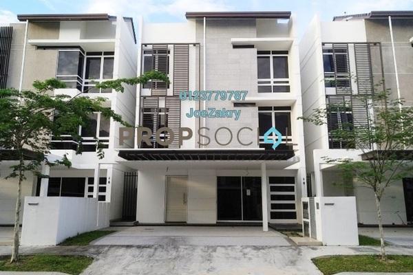 For Sale Superlink at Precinct 14, Putrajaya Freehold Unfurnished 6R/6B 1.45m