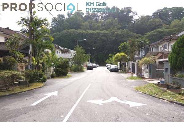 For Sale Terrace at SD10, Bandar Sri Damansara Freehold Semi Furnished 5R/3B 1.59m