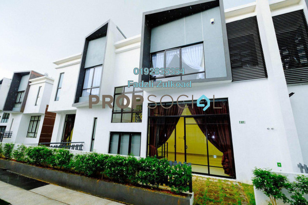 For Sale Terrace at Sunway Eastwood, Seri Kembangan Leasehold Semi Furnished 4R/4B 1.35m