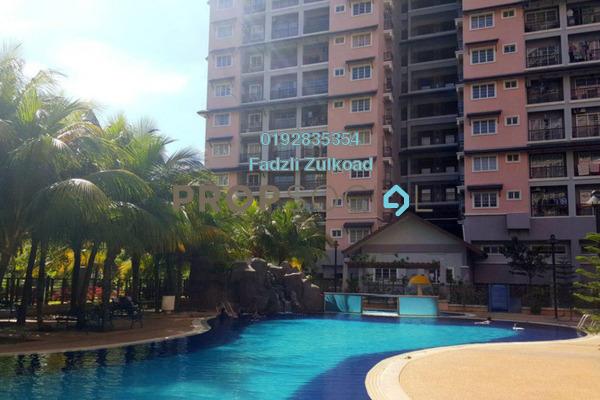 For Sale Condominium at Saujana Aster, Putrajaya Freehold Unfurnished 3R/2B 435k