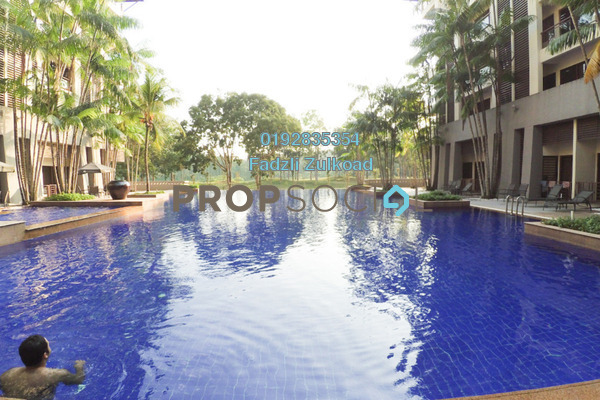 For Sale Serviced Residence at Cinta Ayu Resort Apartments, Pulai Freehold Fully Furnished 3R/2B 700k