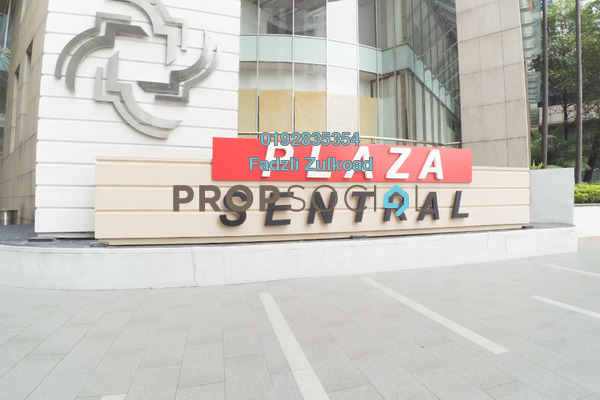 For Rent Office at Plaza Sentral, KL Sentral Freehold Fully Furnished 0R/0B 20k