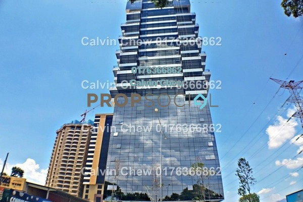 For Sale Office at 3 Towers, Ampang Hilir Freehold Unfurnished 0R/0B 447k