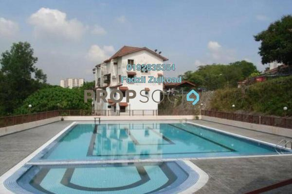 For Rent Apartment at Sri Ayu, Setiawangsa Freehold Fully Furnished 3R/2B 1.7k